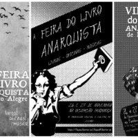 Saiu a programação da 7ª Feira do Livro Anarquista de Porto Alegre (RS)