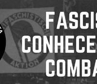 [São Paulo-SP] 1º Ateneu Antifascista - Fascismo: conhecer para combater