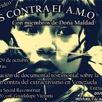 """[Venezuela] Doña Maldad: """"Todos contra o AMO. Tour"""" - Colômbia-México 2016"""
