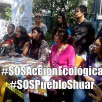 [Equador] Comunicado urgente pelo fechamento da organização Ação Ecológica