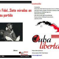"""[França] """"Cuba Libertária"""" tem edição especial sobre morte de Fidel Castro"""