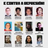 [Galícia] Comitê de Solidariedade com as Retaliadas Políticas de Compostela inicia campanha pela anistia