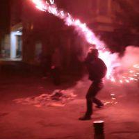 """[Grécia] Vídeo: """"Athens Warzone"""" - Primeira linha do intenso protesto e alvoroço pela revolta estudantil de 17 de novembro de 1973"""