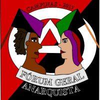 3º Fórum Geral Anarquista em Campinas (SP)