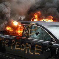 [EUA] Vídeo: Insurreição na capital da nação