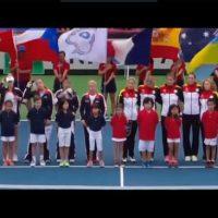 Alemães se revoltam após EUA tocarem versão nazista de hino em torneio de tênis