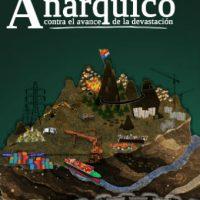 [Chile] Valparaíso: Encontro Anárquico contra o avanço da devastação – 12 de fevereiro