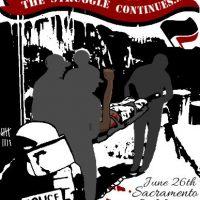[EUA] Sacramento, CA: Antifascista ferido no dia 26 de junho precisa de ajuda com contas médicas