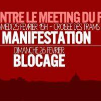 [França] Contra a Frente Nacional e seu mundo, todas e todos para Nantes