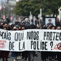 [França] Solidariedade a Théo e todas as vítimas de violência policial! Não à lei de segurança pública!