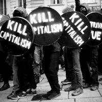 [Grécia] Peristeri, Atenas: Concentração contra a nova normativa de desemprego