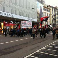 [Itália] Relato da marcha nacional para a libertação de presos políticos na Turquia