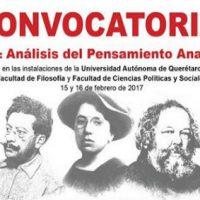 [México] Querétaro: 1º Fórum de Análise do Pensamento Anarquista