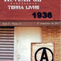 [São Paulo-SP] Saiu o número 4 da revista da Biblioteca Terra Livre