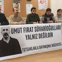 [Turquia] Informação sobre a greve de fome do preso político anarquista Umut Firat