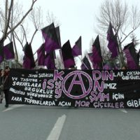 [Turquia] Periódico Meydan: Chamada a mulheres anarquistas