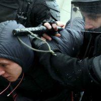 [Bielorrússia] Manifestantes pedem a libertação de outros ativistas e acabam detidos