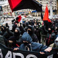Dezenas de anarquistas são detidos na Bielorrússia após protestos contra o governo