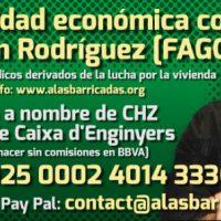 [Espanha] Solidariedade econômica com Ruyman da FAGC
