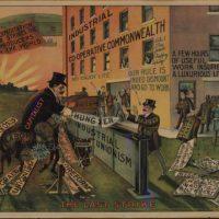 [EUA] A história gráfica do feminismo, do anarquismo e dos protestos sociais digitalizada