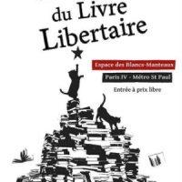 [França] Paris: Salão do Livro Libertário 2017