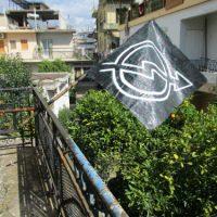 [Grécia] Agrinio: Manifestação em solidariedade às ocupações reprimidas pelas autoridades