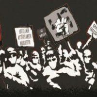 [Grécia] Comunicado sobre a ação anarquista nas oficinas centrais do partido neonazi Aurora Dourada