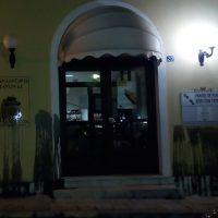 [Grécia] Corfu: Ação na Câmara de Comércio contra a privatização do parque natural de Erimitis