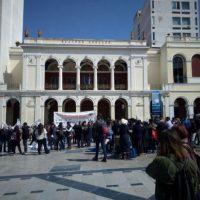 [Grécia] Informações sobre a manifestação de 18 de março em Patras contra as fronteiras, a guerra e o totalitarismo moderno