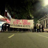 [Peru] Lima: Anarquistas nas ruas contra o ódio homofóbico e os preconceitos