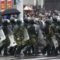 Repressão na Bielorrússia