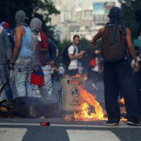 A Venezuela em insurreição... e os anarquistas?