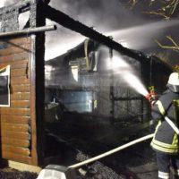 [Alemanha] Antifascistas incendeiam club neonazista em Memmingen