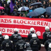 [Alemanha] Milhares protestam em Colônia contra partido de extrema-direita AfD