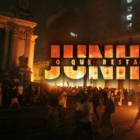 """Análise do documentário lançado recentemente, """"O que Resta de Junho"""" - sobre as chamadas """"Jornadas de Junho"""" de 2013"""