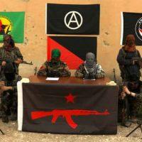 Anarquistas contra o ISIS em Rojava anunciam nova formação