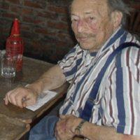 [Argentina] Morreu o Companheiro Carlos Scharf (Puchero)