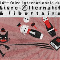 [Bélgica] 16ª Feira Internacional do Livro Alternativo e Libertário de Gand