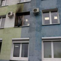 [Bielorrússia] Gomel: Anarquistas atacam o Ministério de Tributação com coquetéis molotov