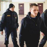 [Bielorrússia] Nikolai Dedok foi libertado depois de 10 dias de prisão