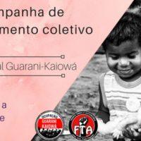 Campanha de arrecadação para Centro Social de Ocupação em Contagem (MG)