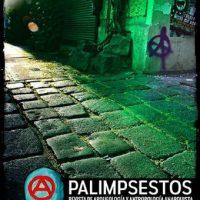 """[Chile] Saiu o número 0 da """"Palimpsestos"""", Revista de Arqueologia e Antropologia Anarquista"""