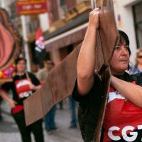 """[Espanha] A Audiência Provincial de Sevilha confirma a absolvição do caso """"Coño Insumiso"""" contra a CGT"""