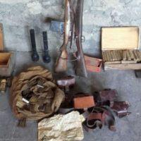 [Espanha] Encontraram armas da CNT em um convento de Vic