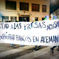 [Espanha] Escrache a empresários alemães e políticos catalães
