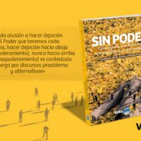"""[Espanha] Lançamento: """"Sem Poder. Construindo coletivamente a autogestão da vida cotidiana"""""""