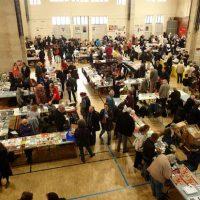 [França] Paris: Reportagem fotográfica da 8ª edição do Salão do Livro Libertário
