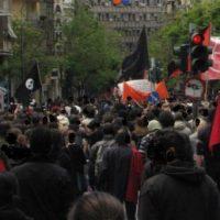 [Grécia] 1º de Maio: Luta pela liberdade, a igualdade, a dignidade e a prosperidade de todos