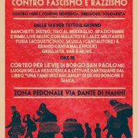[Itália] Zona de San Paolo: 25 de Abril de Luta Contra o Fascismo e o Racismo