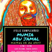 [México] Em 24 de abril, Mumia completa 63 anos